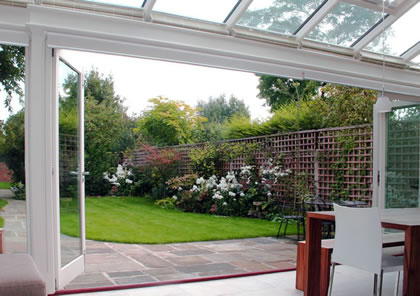 Folding Sliding Doors and Conservatory Notting Hill, West London